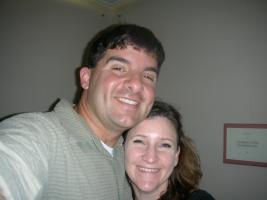 Kevin (Stewart Martha) and Mariam d'Eustachio