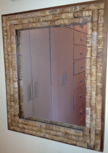 100-Day Project, Cork Mirror.