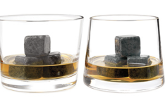 Whiskey Rocks.