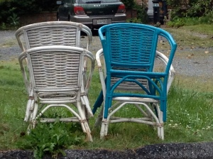 The chairs that were not meant to be.