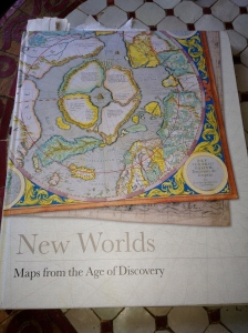 New Worlds, Maps from the Age of Discovery.