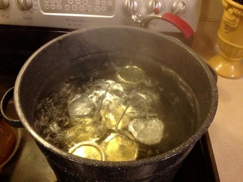Boiling Pot.