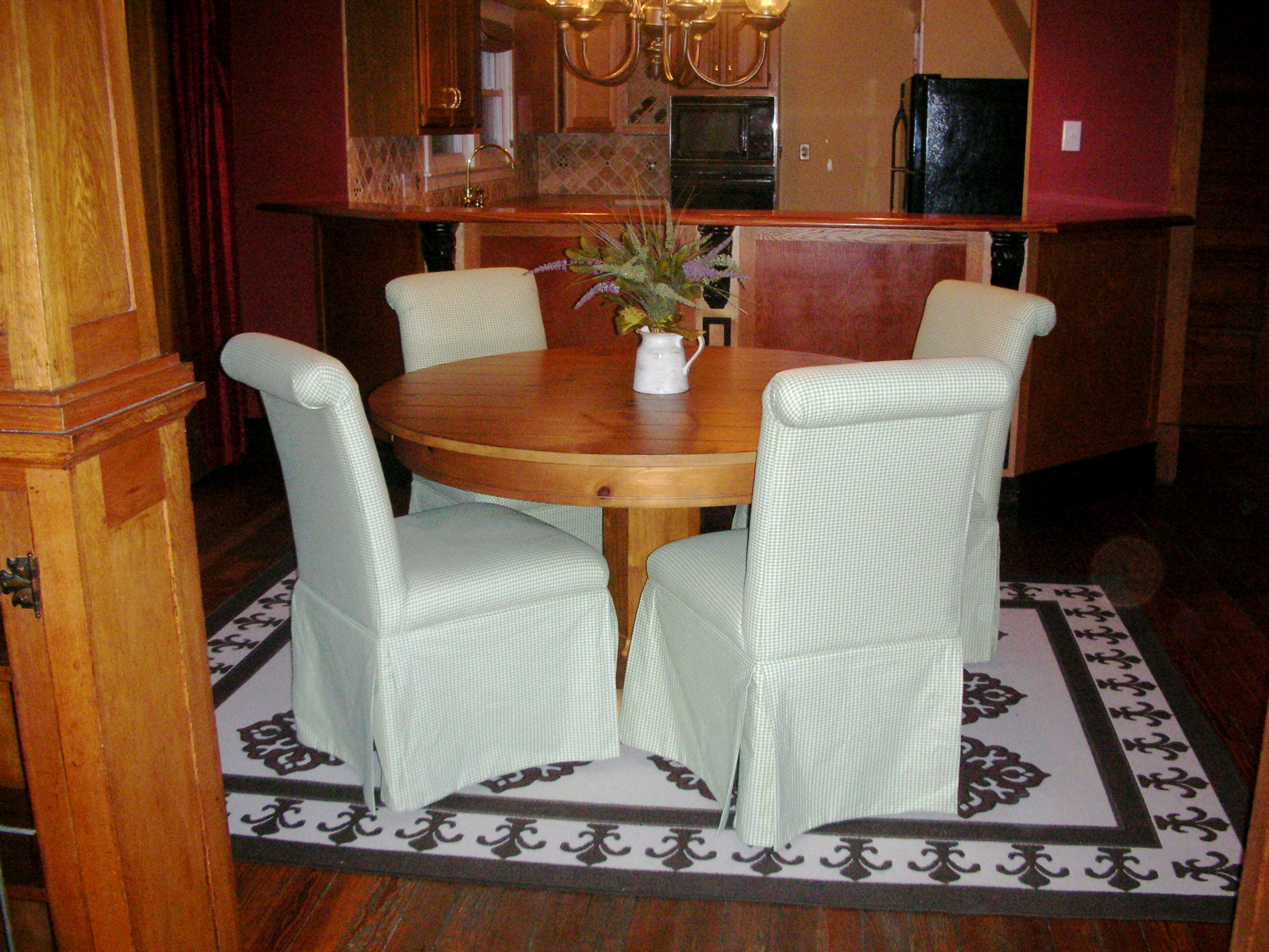 september 2013 simply turquoise parson s chairs in my new jersey dining room