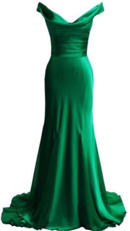 Emerald green!