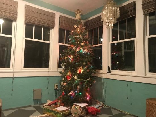 My vintage tree.